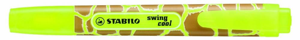 Textmarker Stabilo Swing cool,Wild,galben