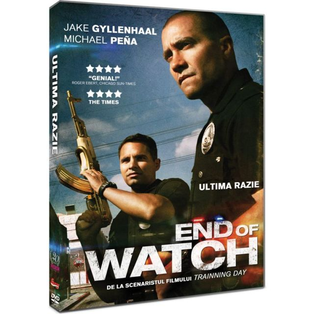 ULTIMA RAZIE-END OF WATCH
