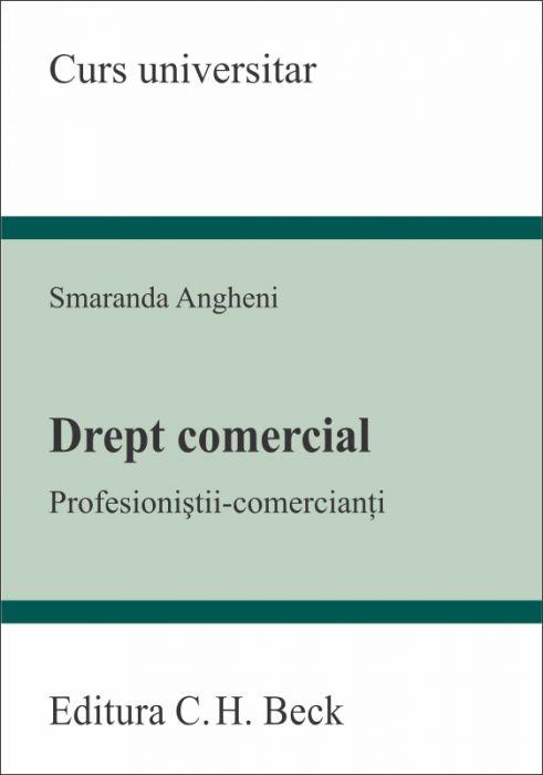 DREPT COMERCIAL PROFESIONISTI-COMERCIANTI