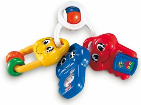 zzChei muzicale Fisher Price