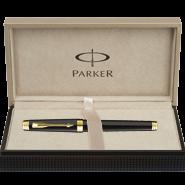 Stilou Parker Premier,lac negru, GT