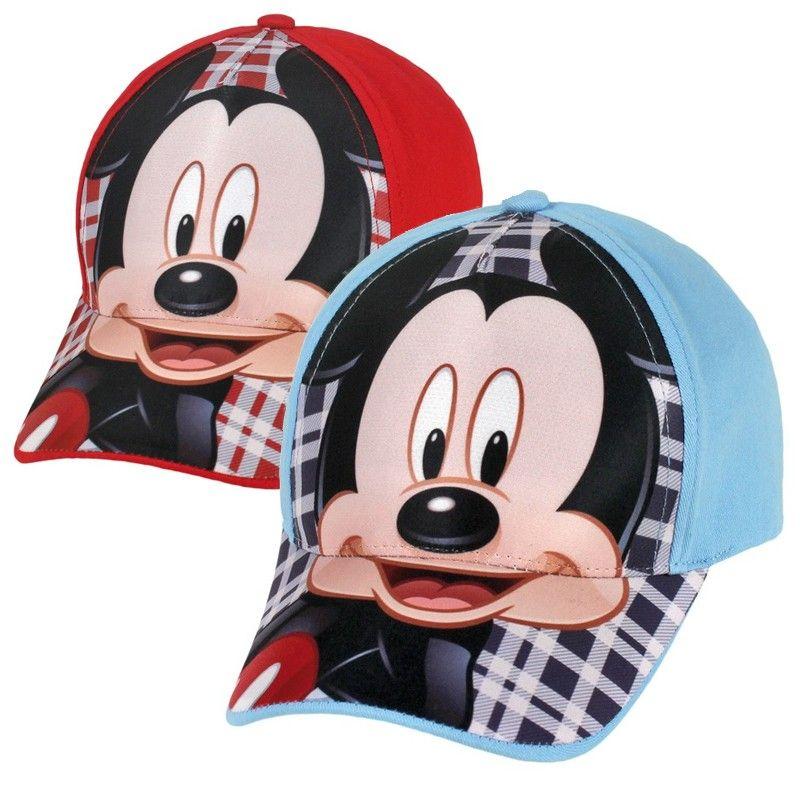 Sapca Mickey, marimi 52-54