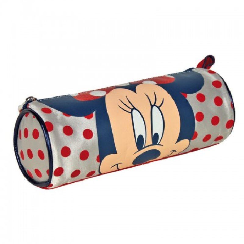 Pouch Minnie Face 21x6 cm