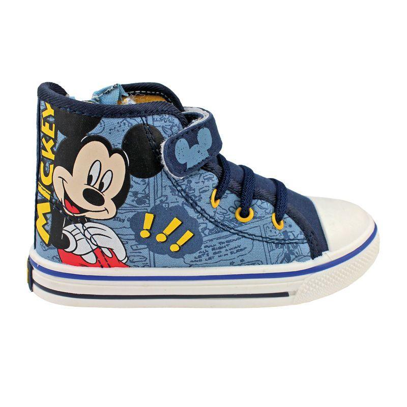 Bascheti PVC Mickey,marimi 23-30