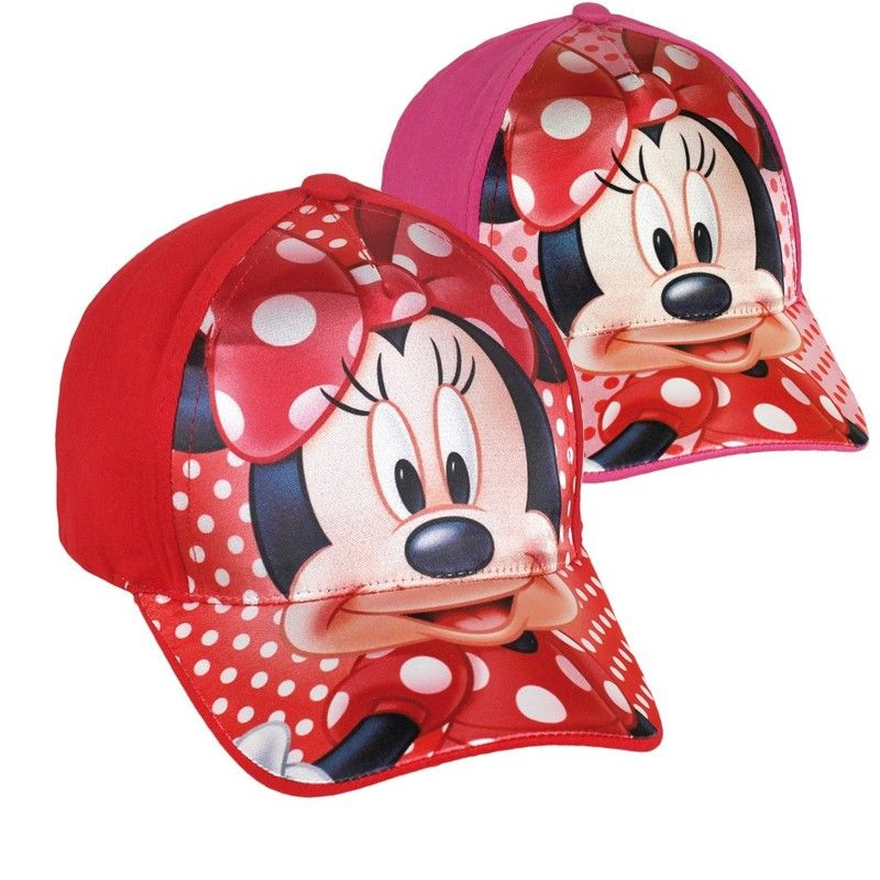 Sapca Minnie Face,marimi 52-54