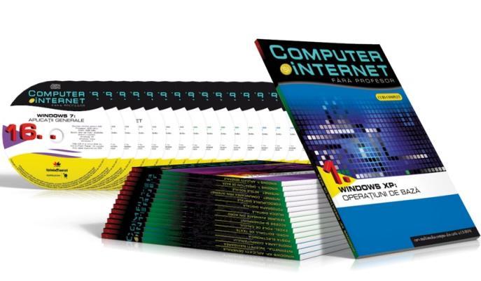 COMPUTER SI INTERNET SET 16 VOLUME