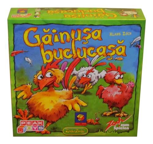 Gainusa Buclucasa - joc de societate