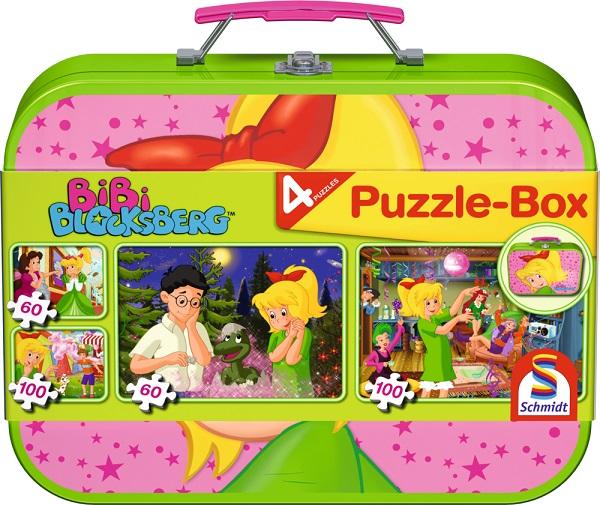 Puzzle Box Bibi Blocksberg