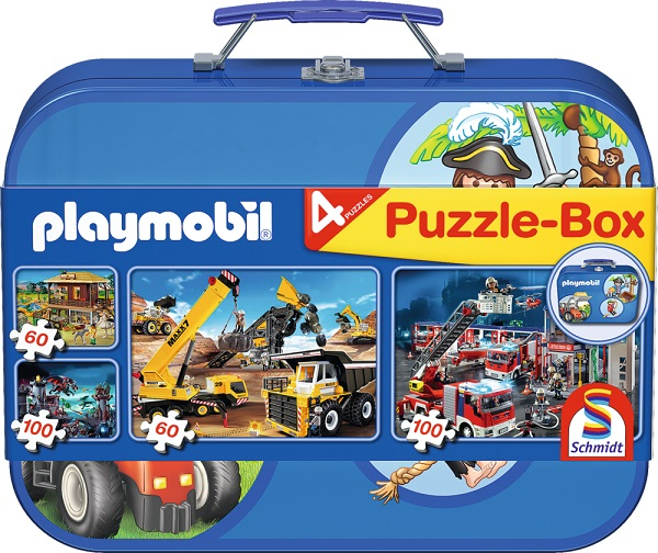 Puzzle Box Playmobil
