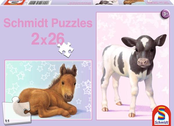 Puzzle Animalute
