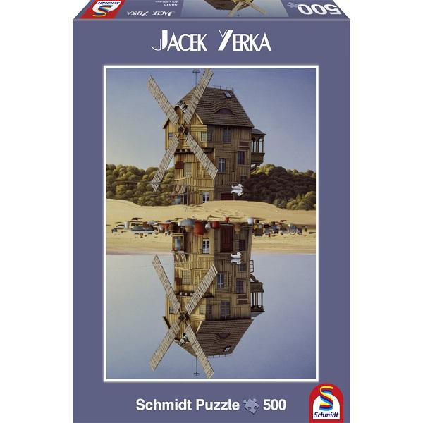 Puzzle Reflectii