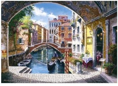 Puzzle Venetia