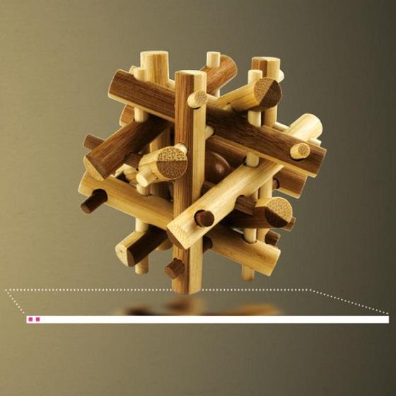 Puzzle mecanic Bonanza