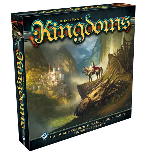 Kingdoms - joc de societate