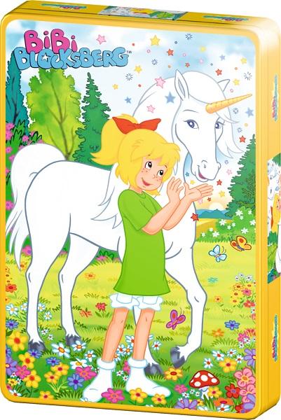 Puzzle Bibi si Unicornul