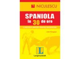 LIMBA SPANIOLA IN 30 ORE