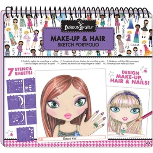 FA Porofoliu Schite Make-Up si Hair Style