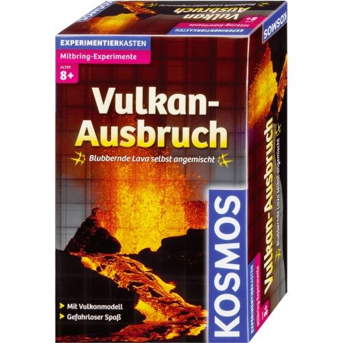 Experimente pentru acasa - Vulcanii