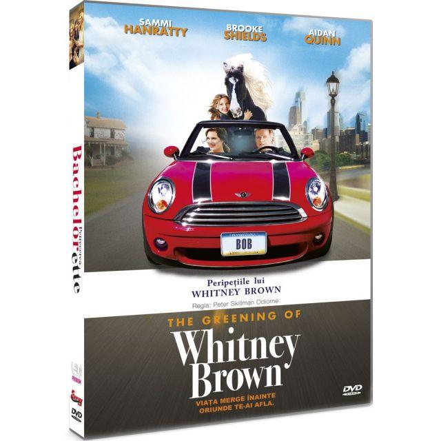 PERIPETIILE LUI WHITNEY BROWN-THE GREENI