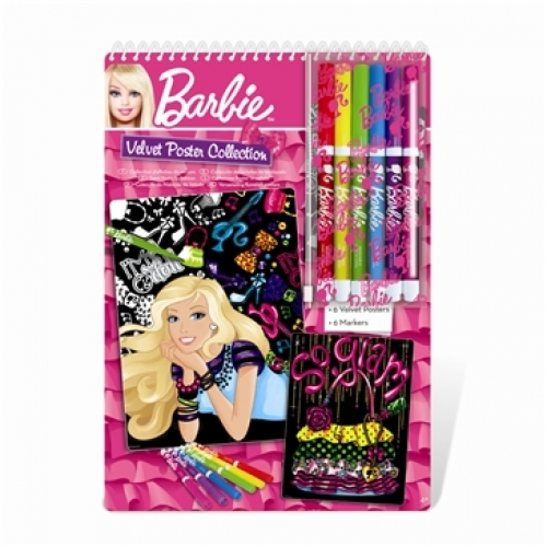 Barbie Set Poster Catifea