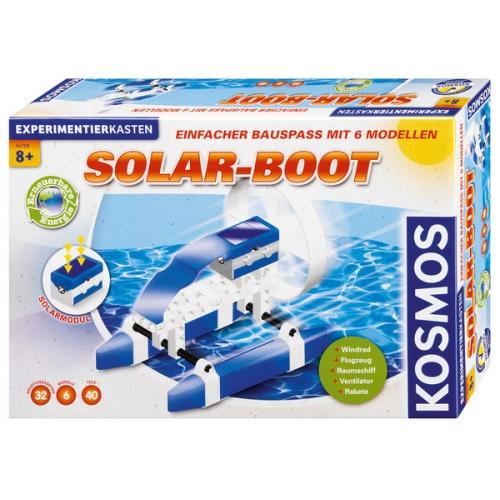 Experimente pentru acasa - Barca solara (+ alte 5 modele)