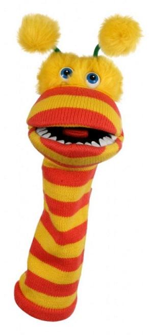 Papusa de mana - Monstruletul Pom-Pom