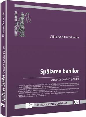 SPALAREA BANILOR ASPECTE JURIDICO-PENALE