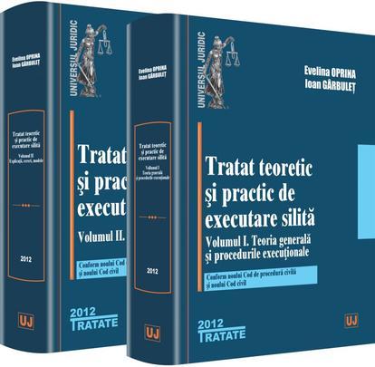 TRATAT TEORETIC SI PRACTIC DE EXECUTARE SILITA SET VOL 1 + 3