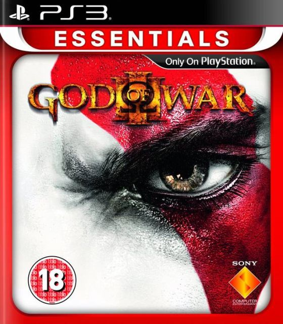 God of War III (3) (Essentials)  PS3