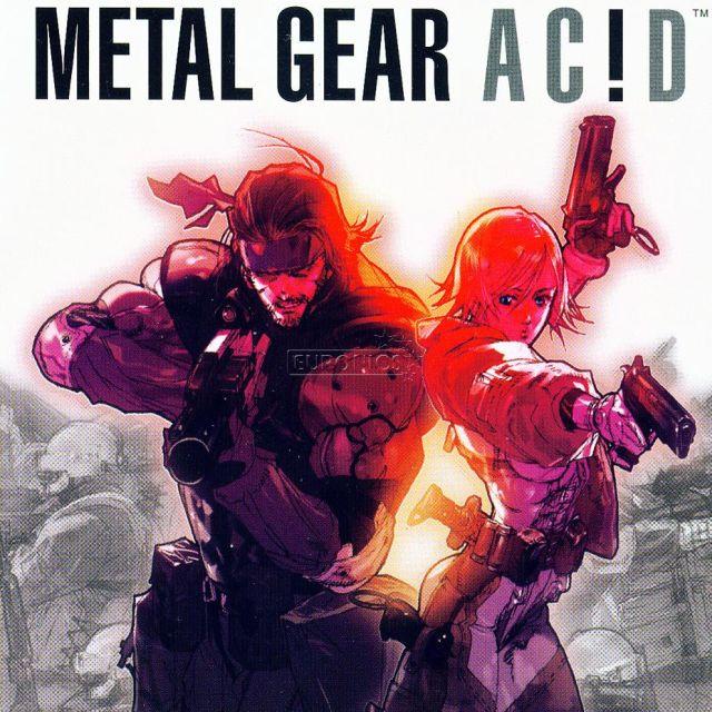 Metal Gear Ac!d (Essentials)  PSP