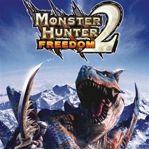 Monster Hunter: Freedom 2  PSP