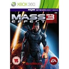 Mass Effect 3 (Kinect Compatible) (BBFC)