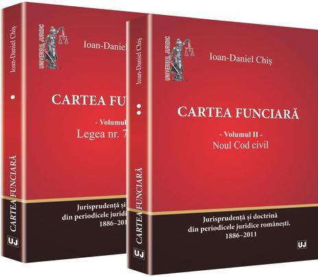 CARTEA FUNCIARA VOL  1 + 2