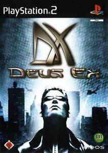 Deus Ex PS2