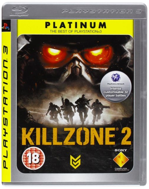 Killzone 2 Platinum  PS3