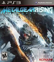 Metal Gear Solid Rising Revengeance  PS3