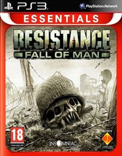 Resistance: Fall of Man (Essentials)  PS