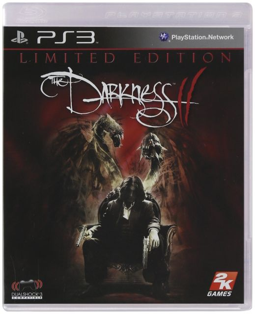 The Darkness II (2)  PS3