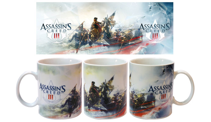 Assassins Creed Mug Delaware