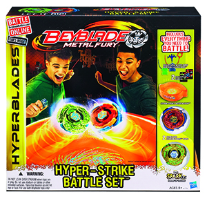 Set de lupta Hyper Strike Battle