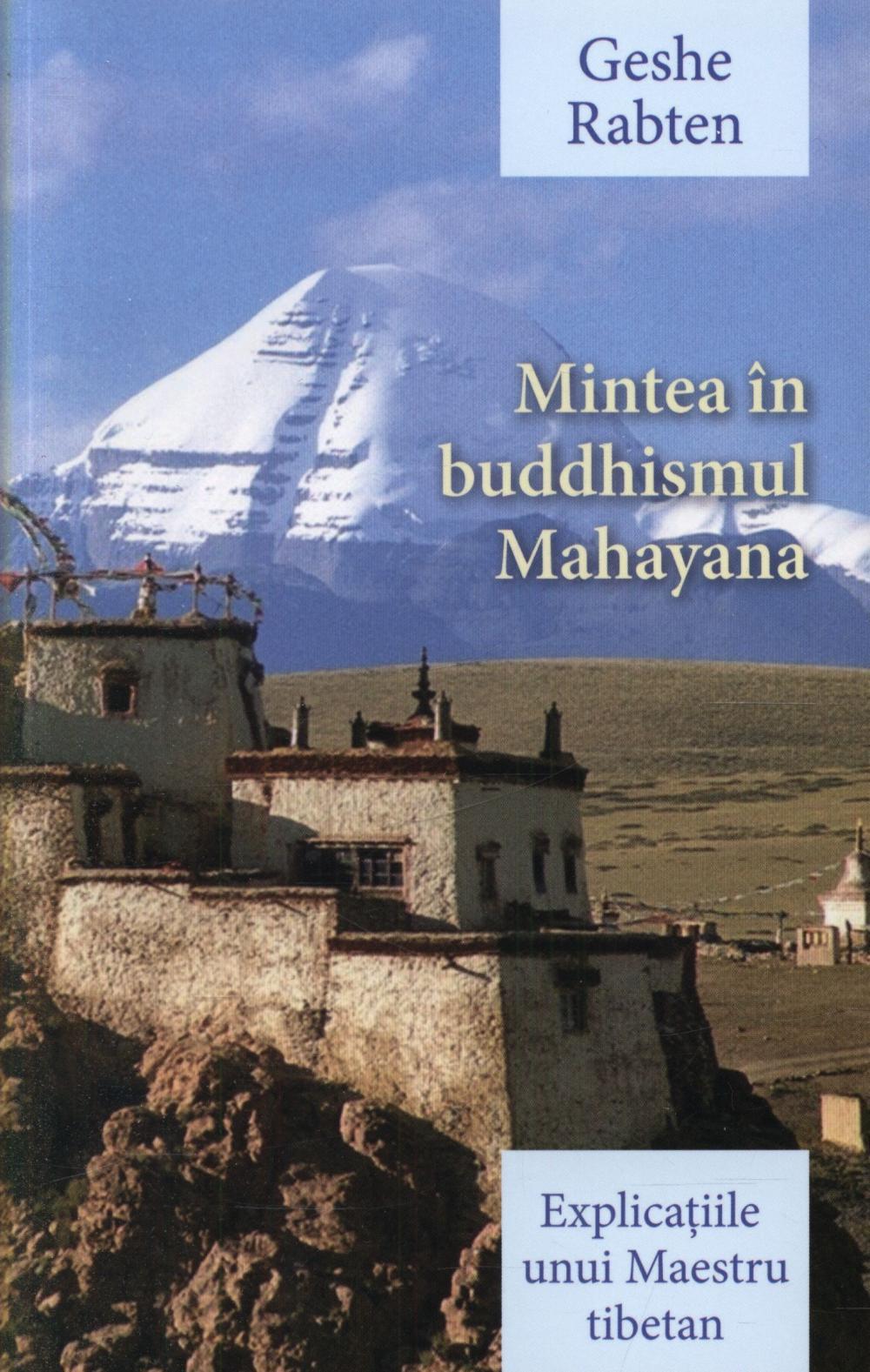 MINTEA IN BUDDHISMUL MAHAYANA