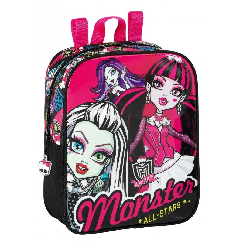 Mini rucsac 22x27cm,Monsterhigh