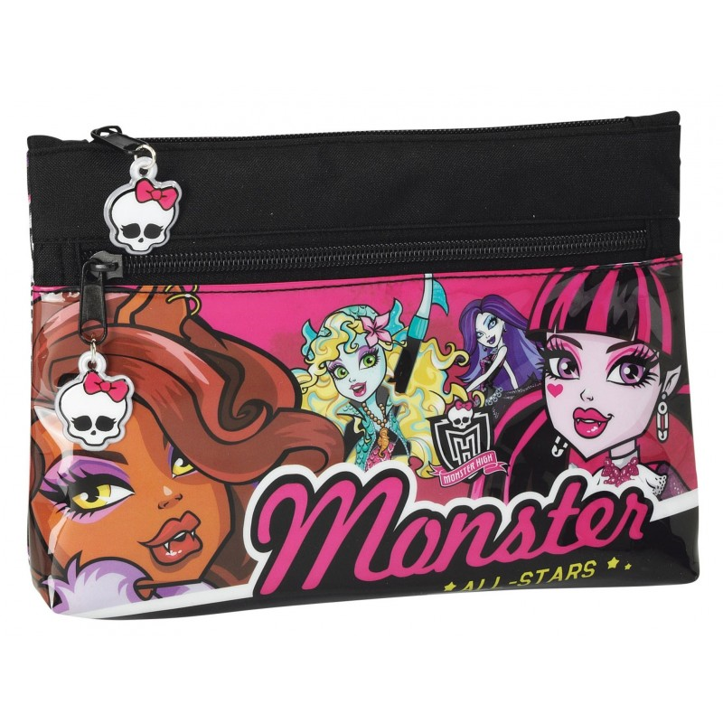 Pouch 23x16cm,Monsterhigh