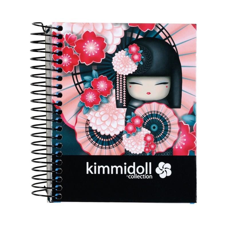 Caiet spira,A7,100 file,Kimmidoll Kanako