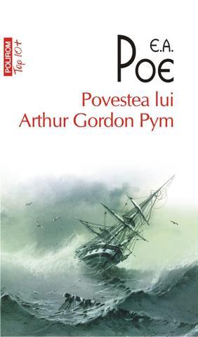 POVESTEA LUI ARTHUR GORDON PYM TOP 10