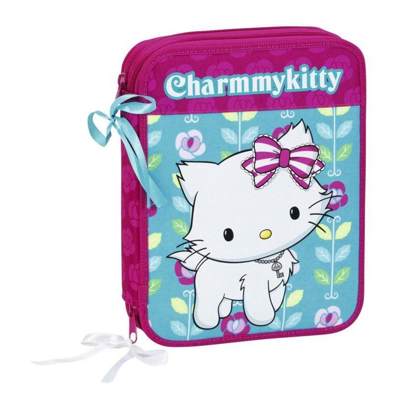 Penar dublu echipat,55piese,Charmmy Kitty