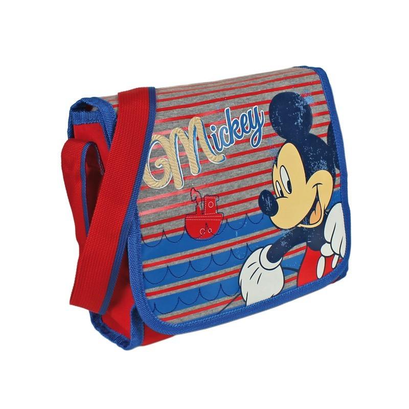 Geanta umar Mickey 23x20x8 MICKEY mas.