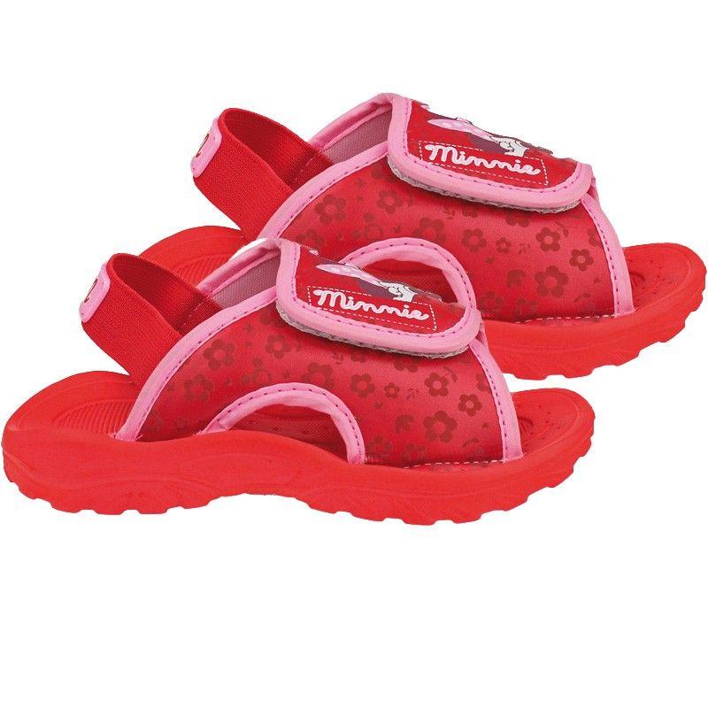 Sandale Velcro  MINNIE mas.28