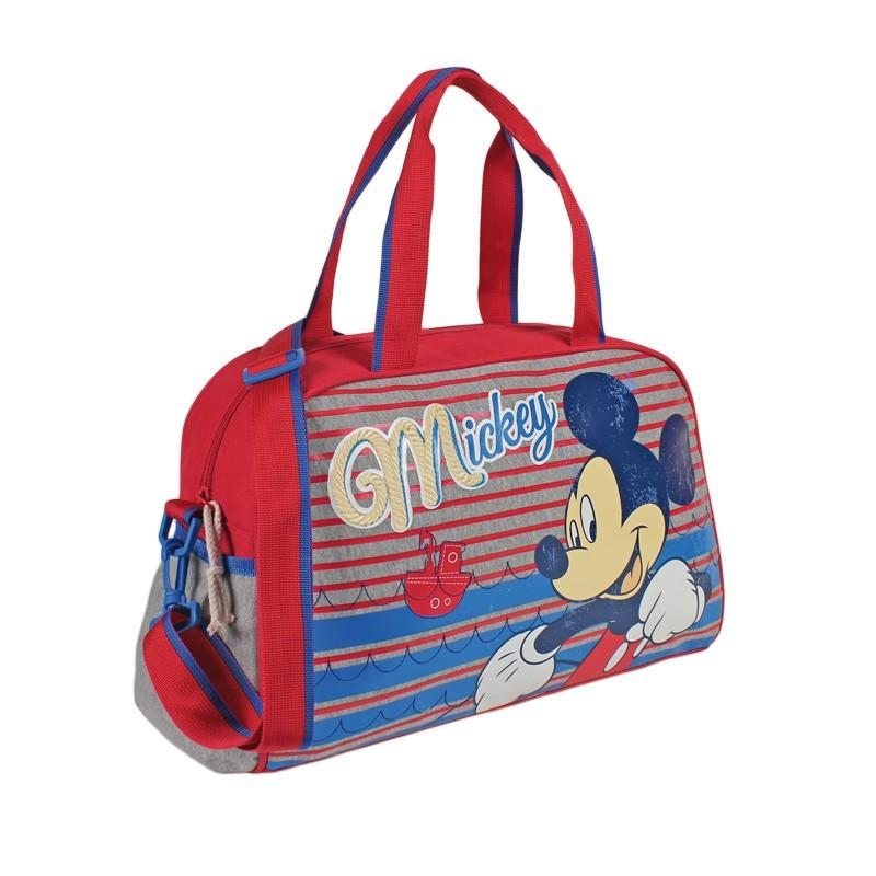 Geanta sport Mickey 39x25x17 MICKEY mas.