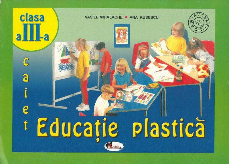 Educatie plastica -clasa a III-a